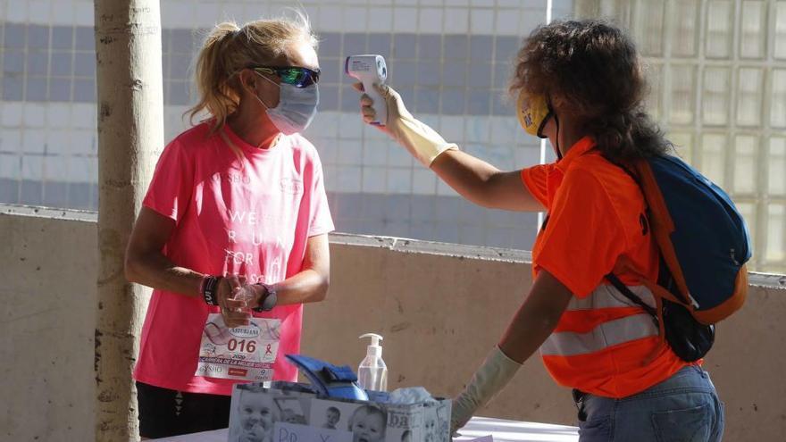 La Carrera de la Mujer no para en València
