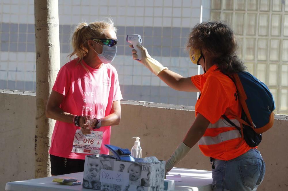 Carrera de la Mujer en València 2020