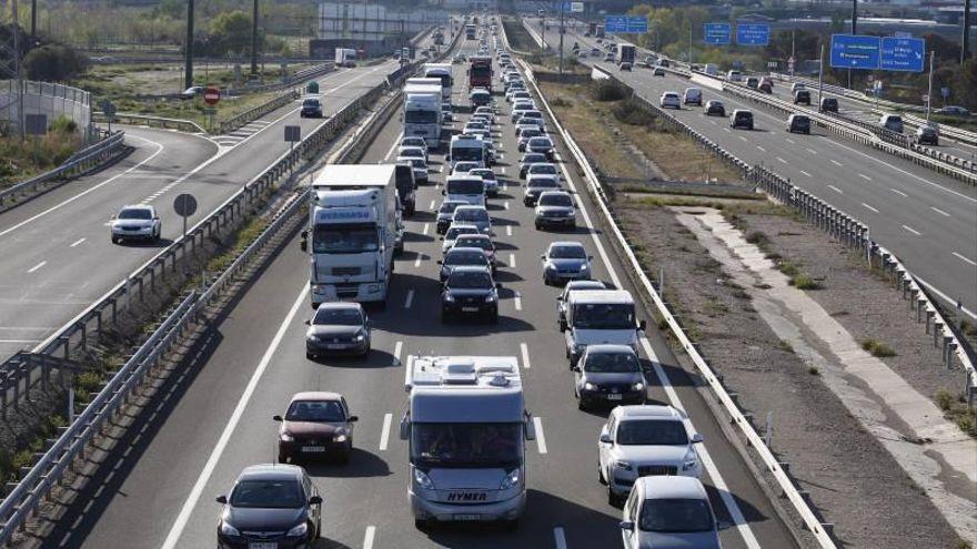 La DGT prevé 350.000 desplazamientos en Castellón durante este fin de semana