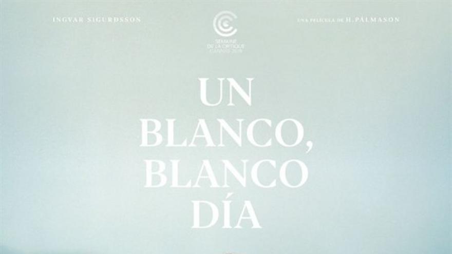 'Un Blanco, Blanco Día'. Hlynur Palmason (2019)