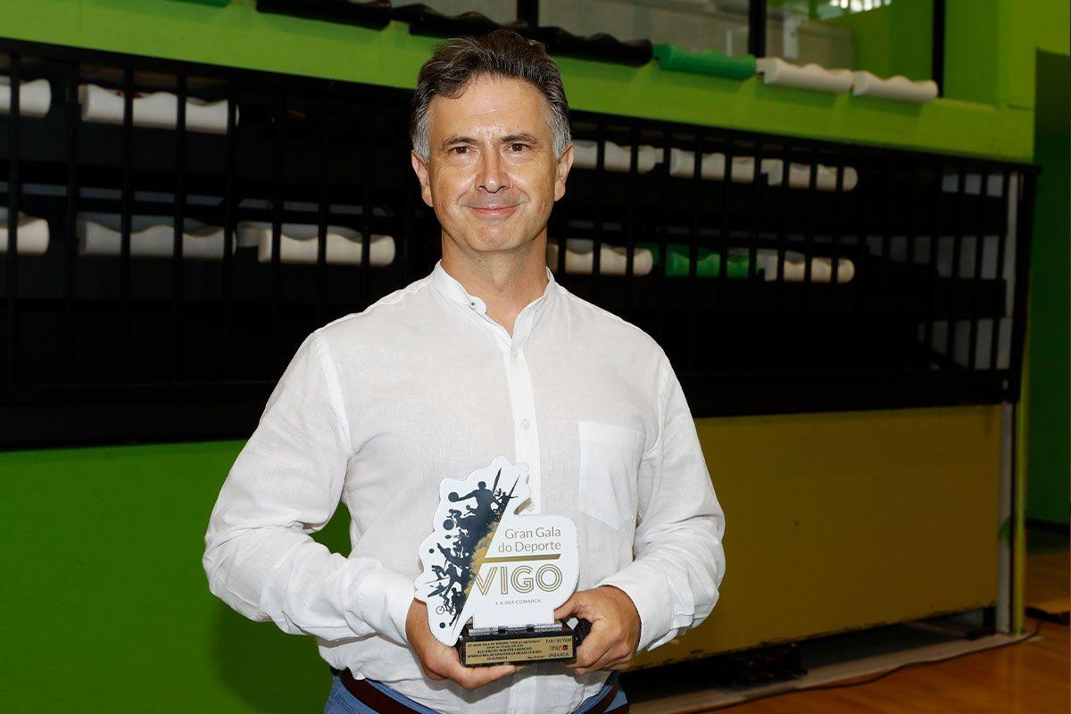 Alejandro Martín, ganador en kung-fu