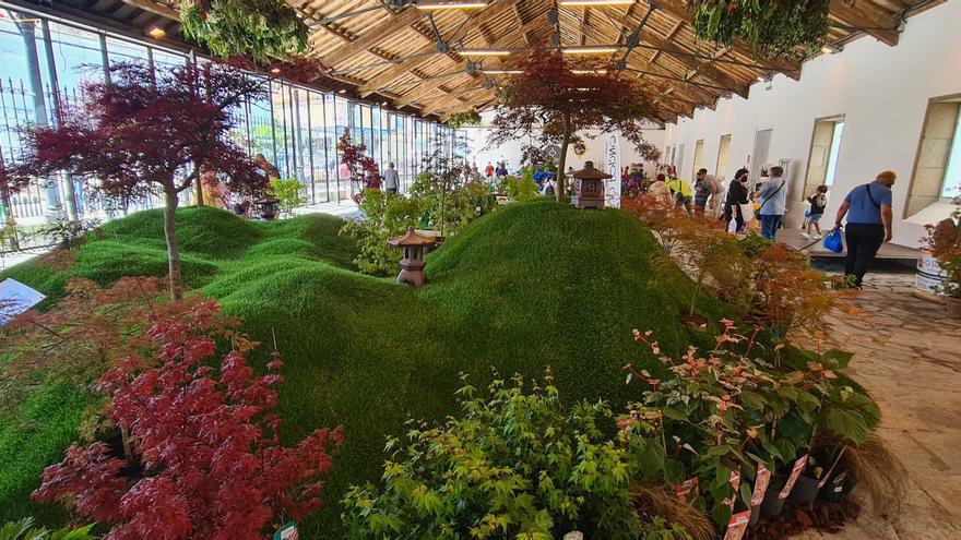 Cuando Vilagarcía se convirtió en un gran jardín