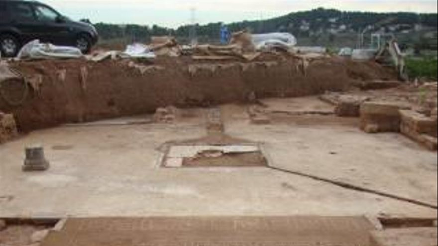 Cuenta atrás para la puesta en valor de la Villa Romana de Sagunt