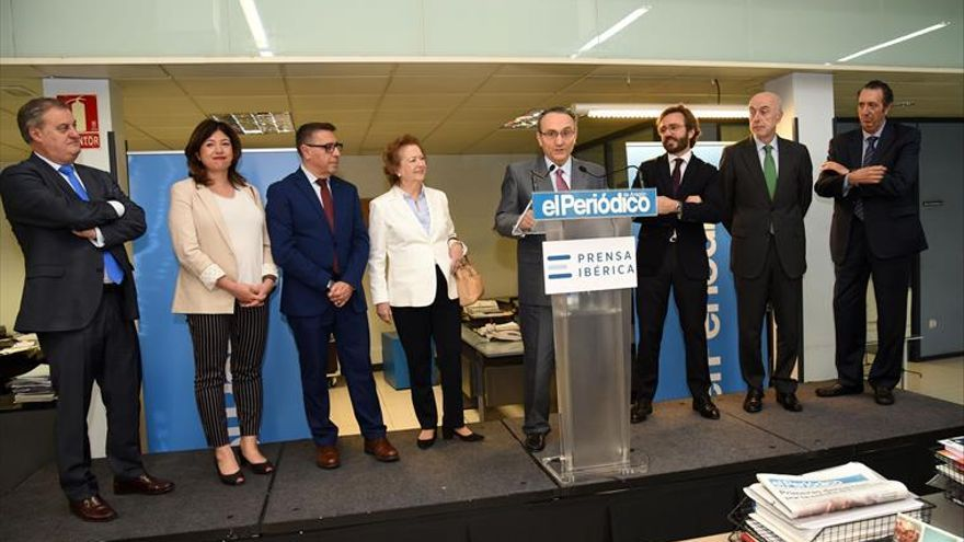 Javier Moll: «Integrar Aragón es para mí especial en lo profesional y personal»