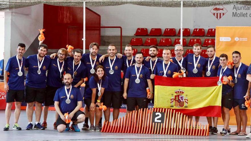 Los valencianos, base de la selección española de Roller Derby