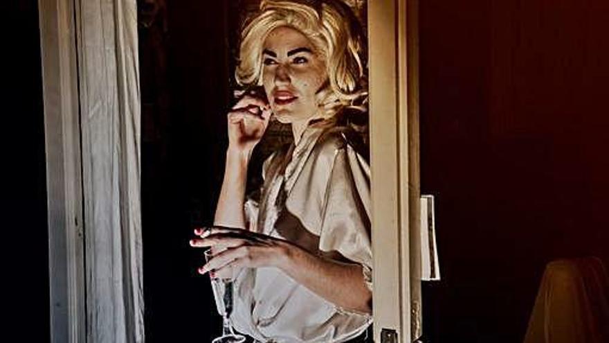 Los últimos días de una diva, Marilyn Monroe