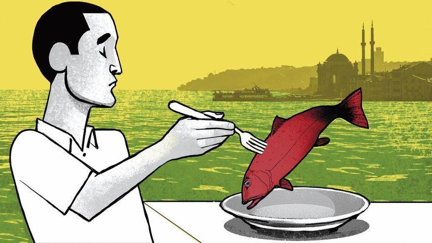 El que quiera peces...