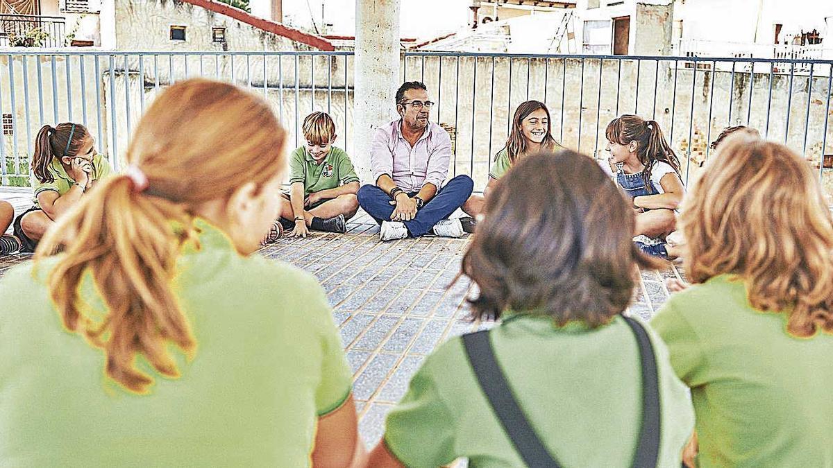 Docentes de Balears reivindican la educación ambiental en las escuelas