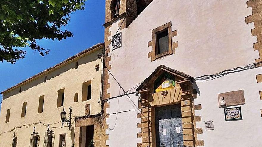 Dénia anima a votar la compra del convento de Jesús Pobre