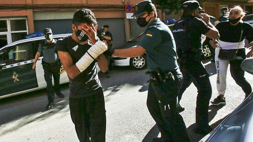 Detenido el séptimo implicado en la violación grupal de una niña en Xàtiva