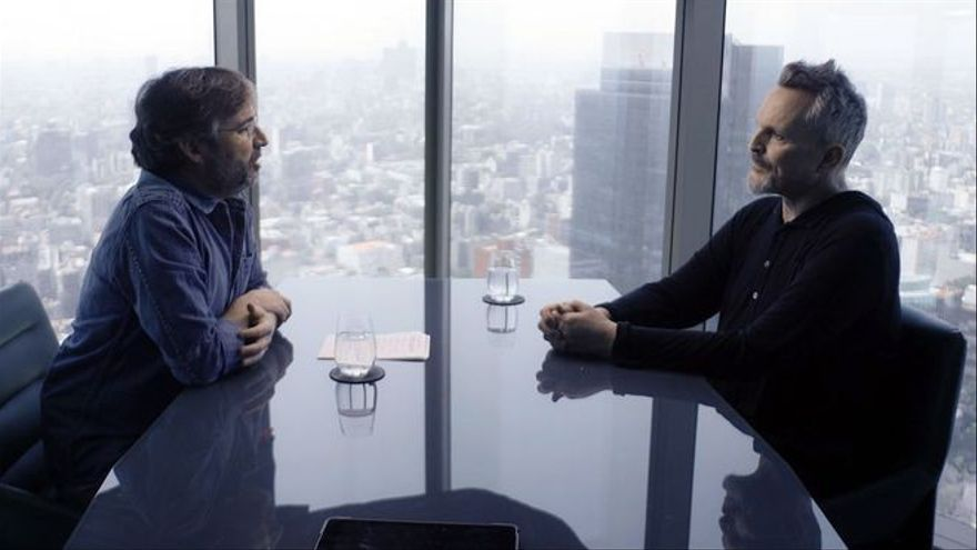 Jordi Évole confiesa lo que dijo Miguel Bosé tras la emisión de su entrevista