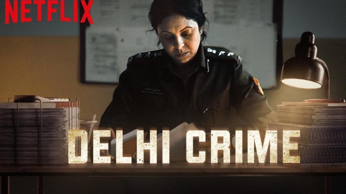'Delhi Crime', producida por Netflix