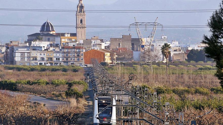 Las peticiones ciudadanas de inversión reclaman que el metro llegue a Alzira