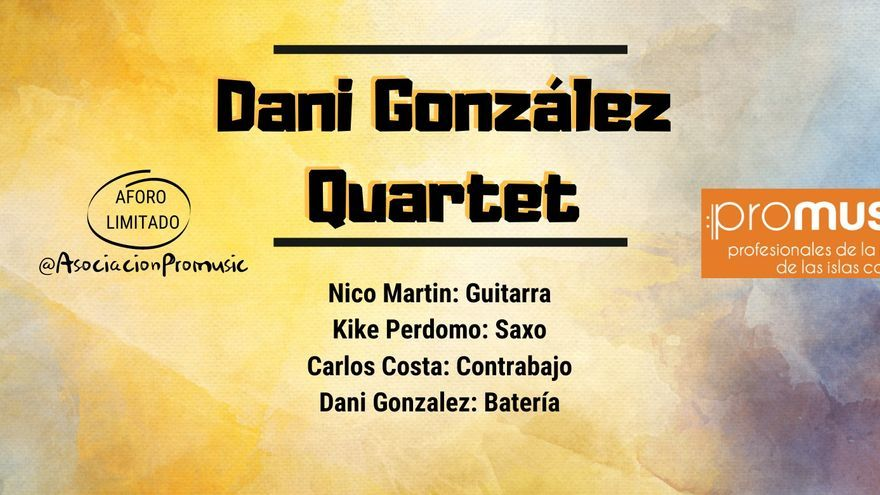 Dani González Quartet