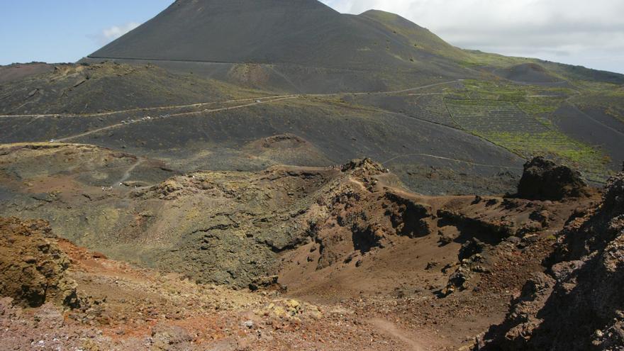 Cumbre Vieja libera en La Palma la misma cantidad de energía en cuatro días que el volcán de El Hierro en dos meses