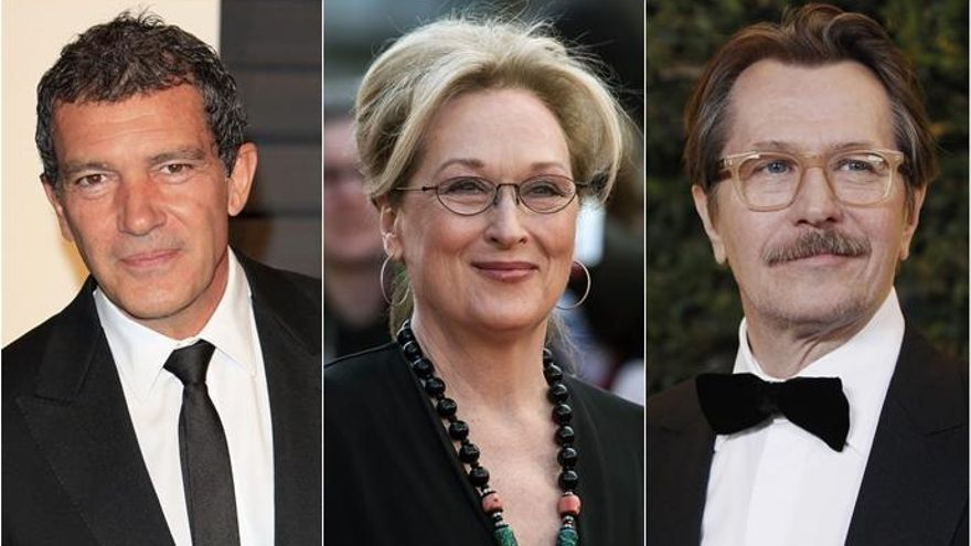 Antonio Banderas, Meryl Streep y Gary Oldman aparecerán en una película sobre los Papeles de Panamá