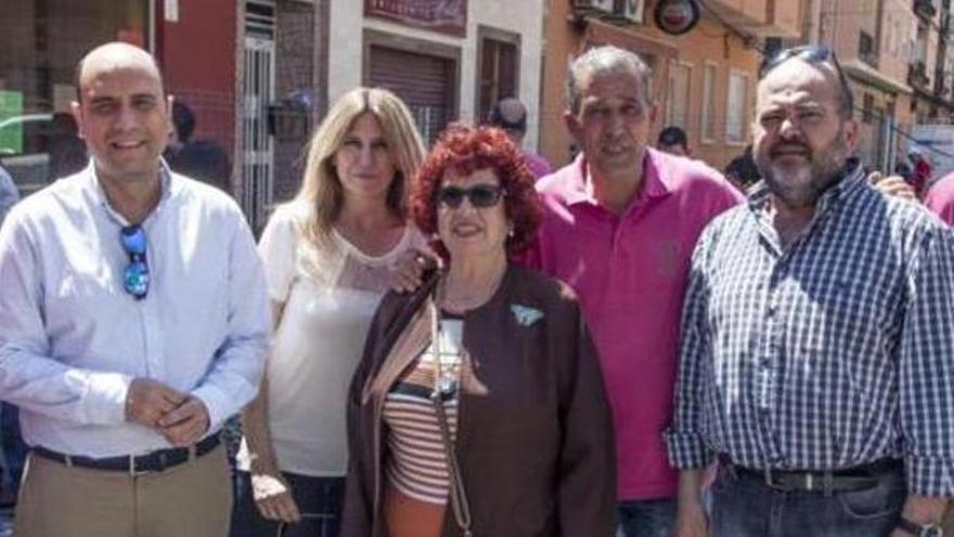 El PSOE pide una calle para Pilar Castillo, primera concejal de Acción Social en Alicante