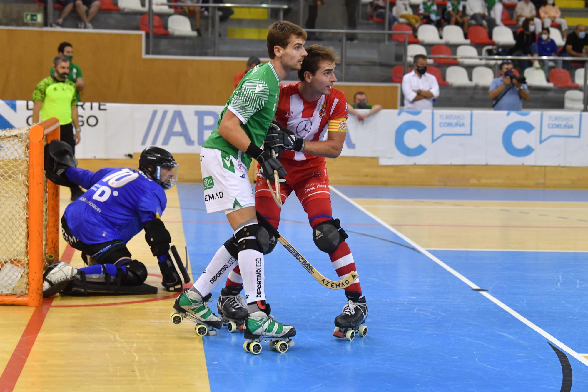 El Liceo le gana 3-1 al Girona