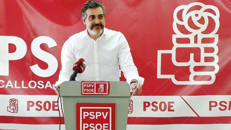 El PSOE de Callosa denuncia que el bipartito no acepta las resoluciones del Síndic y vuelve a negarles información