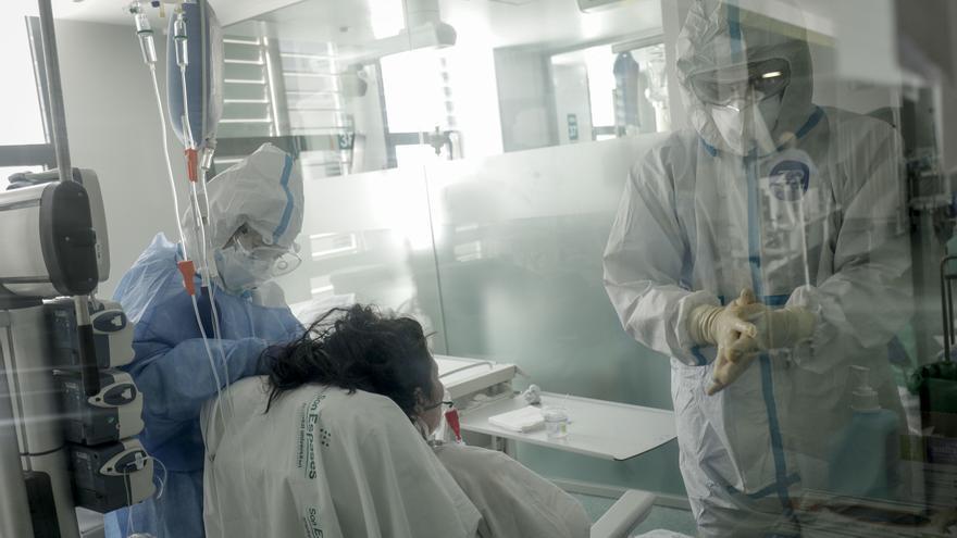 La segunda oleada deja en Balears 400 fallecidos más de los esperados
