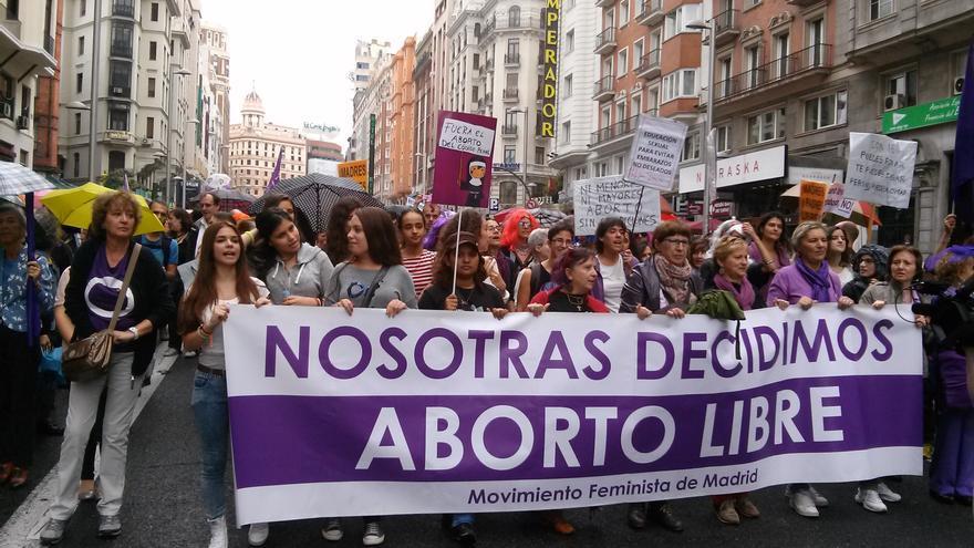 """Pilar Llop, sobre la posibilidad de que el TC abra la deliberación sobre el aborto: """"Es volver al pasado"""""""