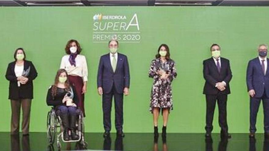 Iberdrola entrega sus premios a la igualdad a través del deporte