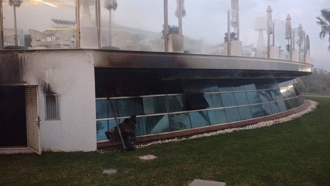 Evacúan a 700 personas de un hotel de Platges de Muro por un incendio