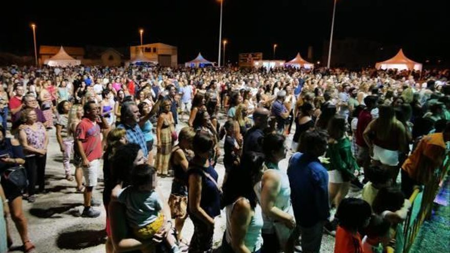 Alboraia acortará el horario de las casetas de las fiestas tras el último altercado