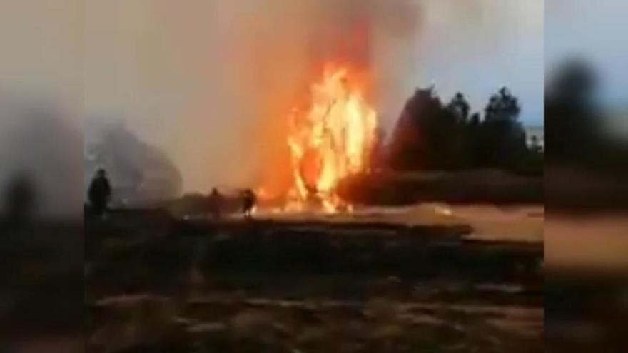 Gran Canaria tiene la misma situación ambiental que originó último incendio