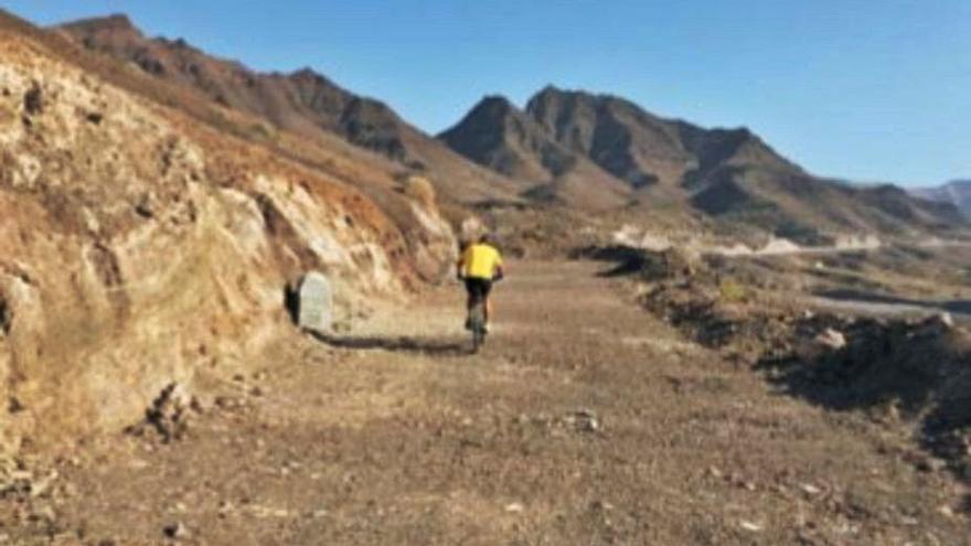 La Aldea adjudica la obra de un corredor turístico y paisajístico desde la playa al Andén Verde