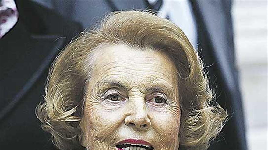 Fallece la heredera de L'Oréal Liliane Bettencourt, veraneante en Formentor