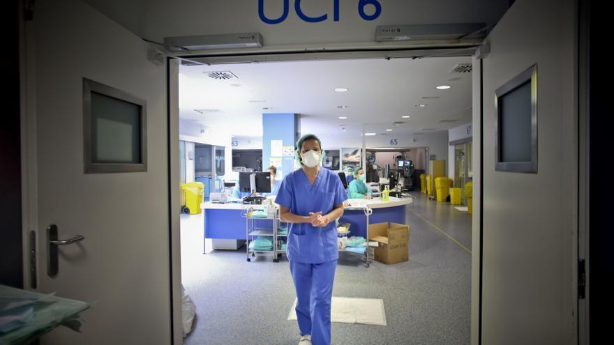Un niño de 11 años, en la UCI con una infección compatible con el covid-19