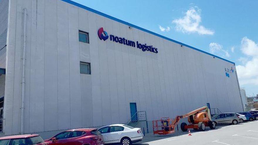 Noatum Logistics abre en Ribarroja su mayor almacén de España