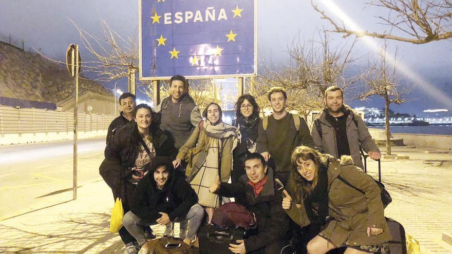 Complicado regreso desde Marrakech a Cangas
