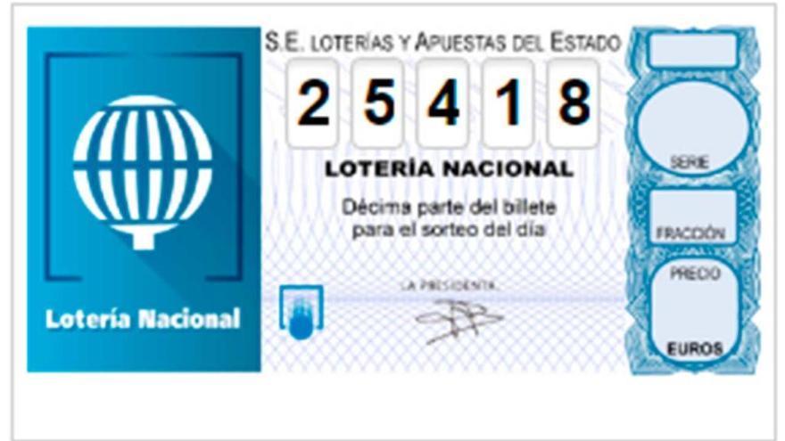 Lotería Nacional y Primitiva dejan en Moaña 142.000 euros