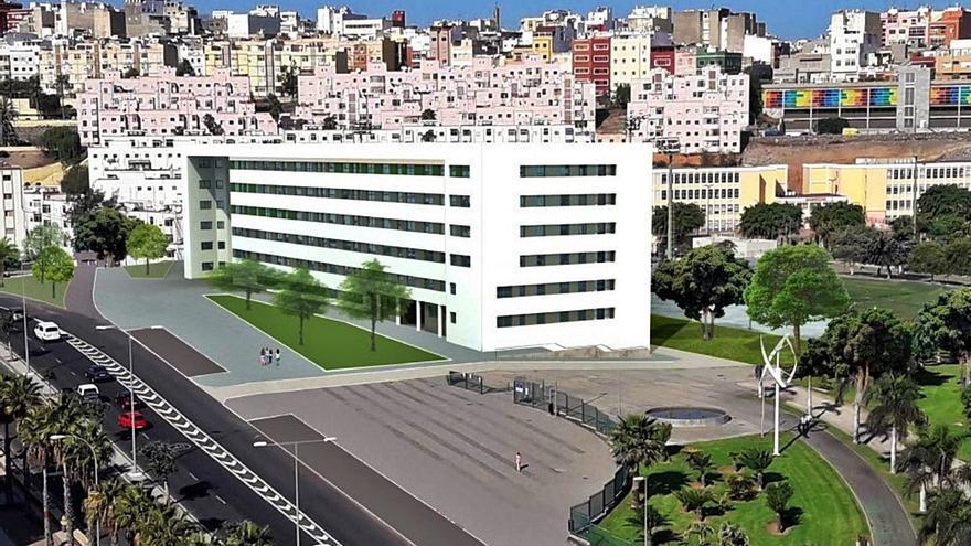 Adjudican el primer edificio del Plan de reposición de Las Rehoyas