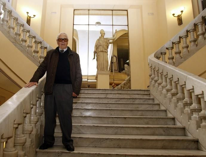 Martín Chirino, un recorrido por su carrera