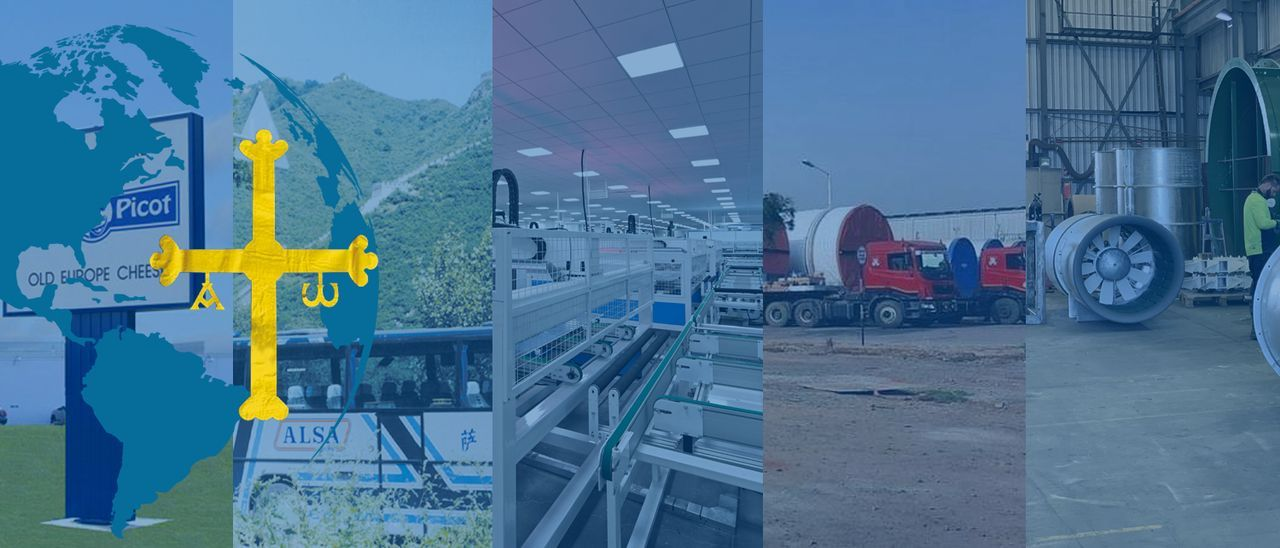 empresas asturianas mundo