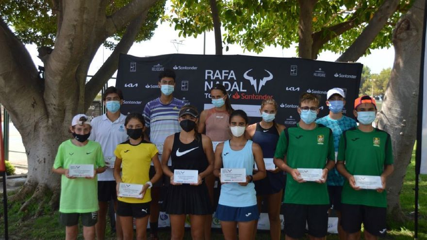 Éxito del Rafa Nadal Tour en Alicante