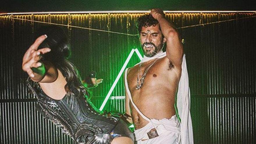 La galáctica y surrealista fiesta de cumpleaños de Paco León