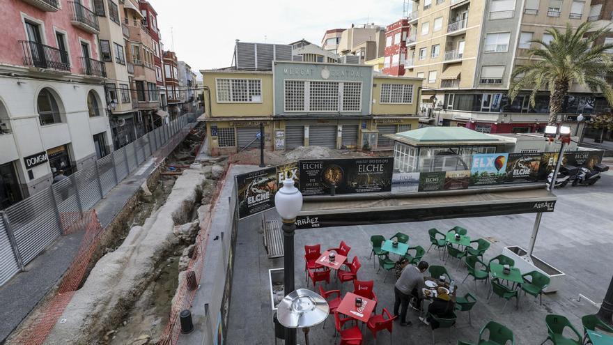 La Agencia Antifraude pide documentación sobre el proyecto del Mercado Central de Elche