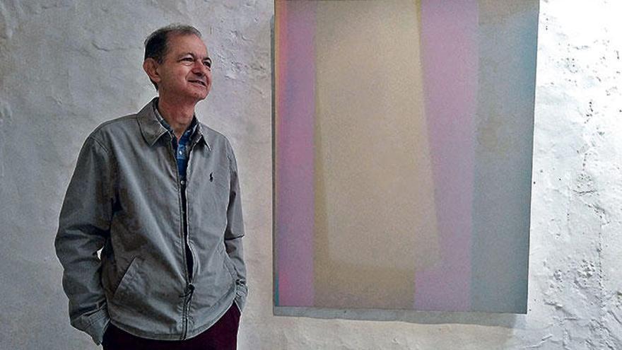 Warum dieser Künstler drei Jahrzehnte seine Bilder nicht gezeigt hat