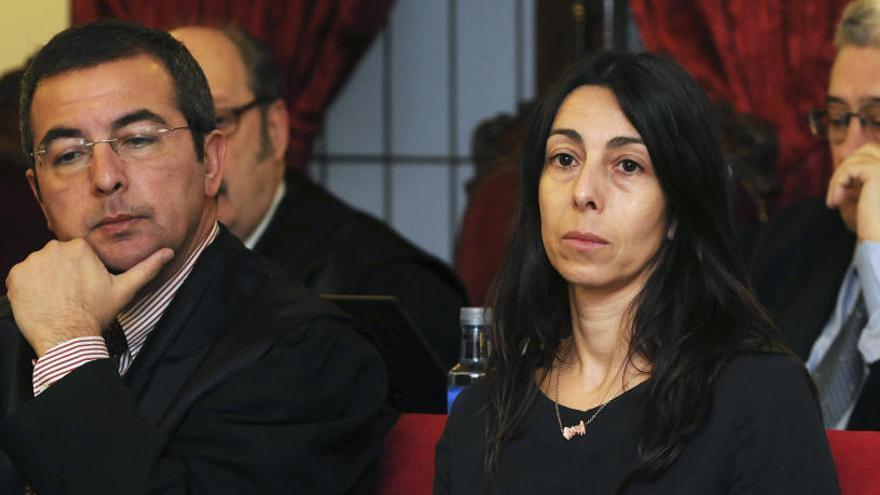 El fiscal pide subir la pena de Raquel Gago en dos años