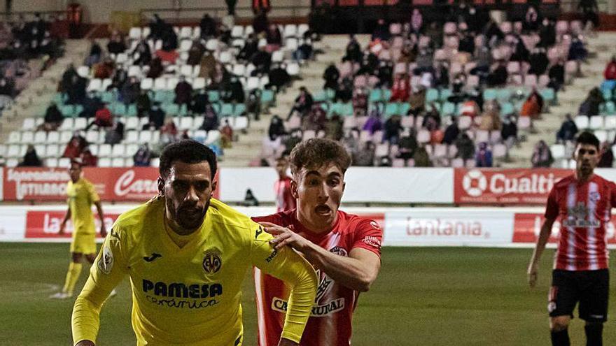 Un joven Villarreal se impone con solvencia al Zamora