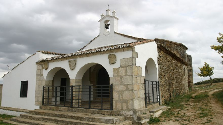 Peregrinación solidaria a la ermita de Santa Lucía