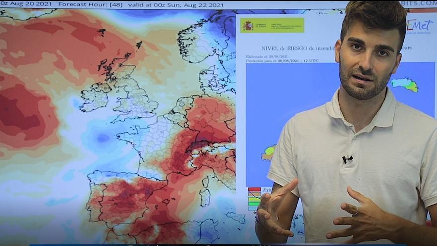 Im Video: Die MZ-Wettervorhersage für das Wochenende vom 20. bis 22. August