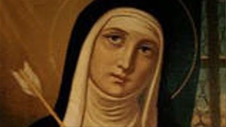 VÍDEO | La Escuela de Arte conmemora el Día del Libro: Teresa de Jesús cobra vida