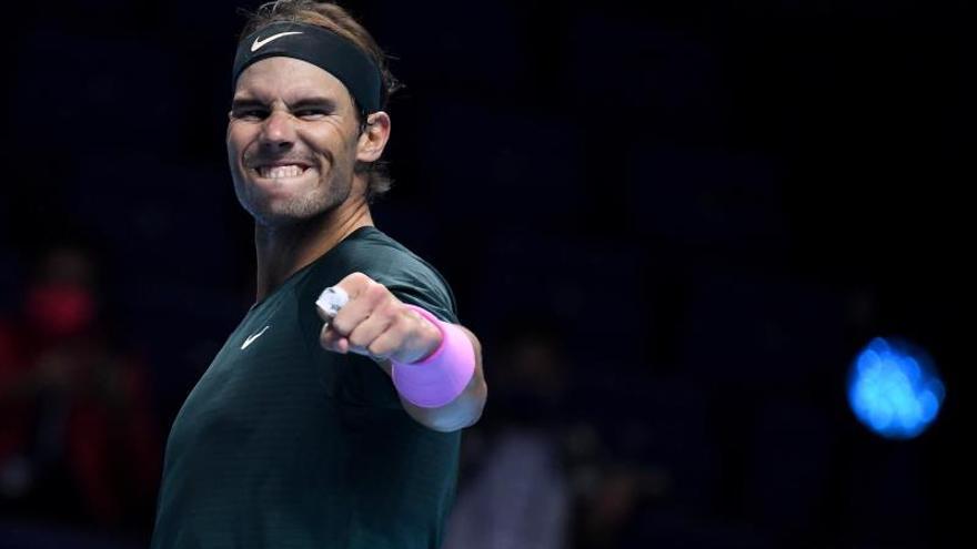 Rafa Nadal: «Me encantaría ser el jugador con más títulos grandes»