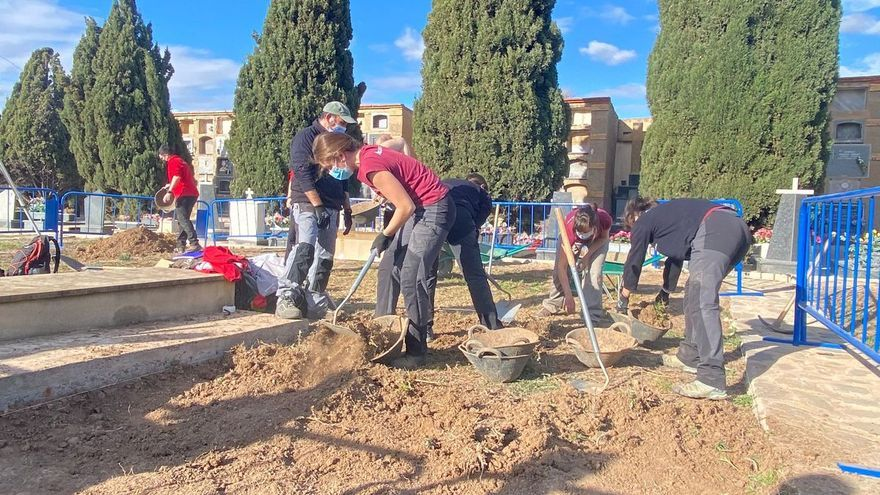 Siete vecinos de Ondara asesinados por el franquismo podrían estar en una fosa común de Alicante