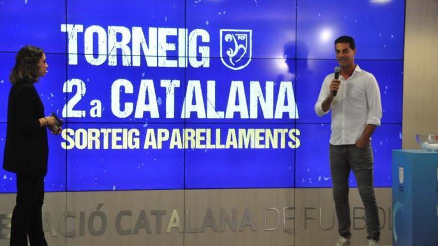 Can Gibert-Europa B i derbi entre Porqueres i Quart a 2a Catalana